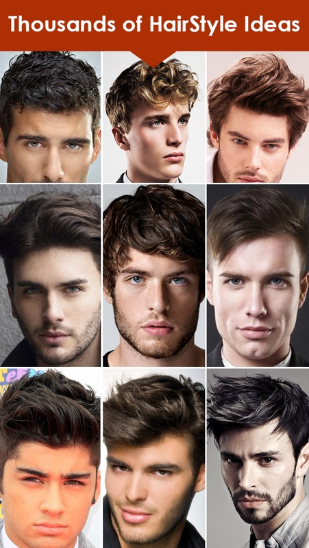Magnificent Hairstyle Mens Haircuts And Beard Styles Ideas Online Game Schematic Wiring Diagrams Phreekkolirunnerswayorg