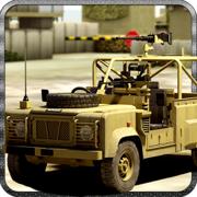 战斗吉普车驾驶模拟器 - 极限挑战