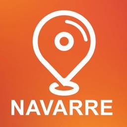 Navarre, Spain - Offline Car GPS