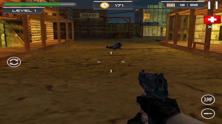 Gun Strike War
