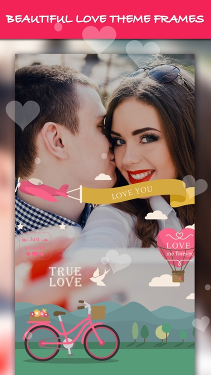 Love Photo Frames App,love photo editor app
