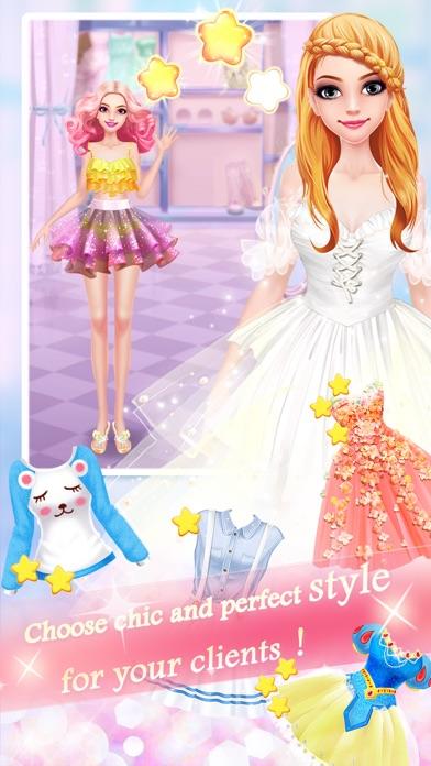 Dream Fashion Shop - Girl Dress Up screenshot three