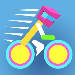 Bicycle Riding - mountain bike racing games