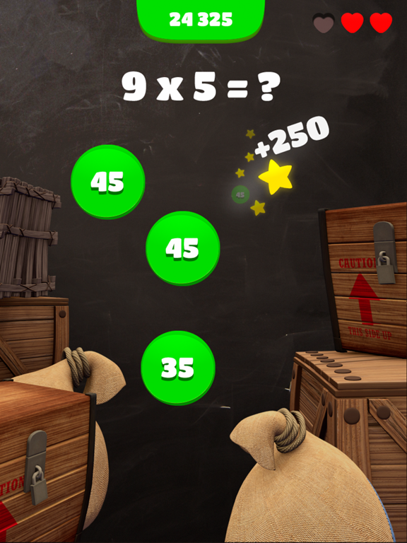 10monkeys Multiplication screenshot