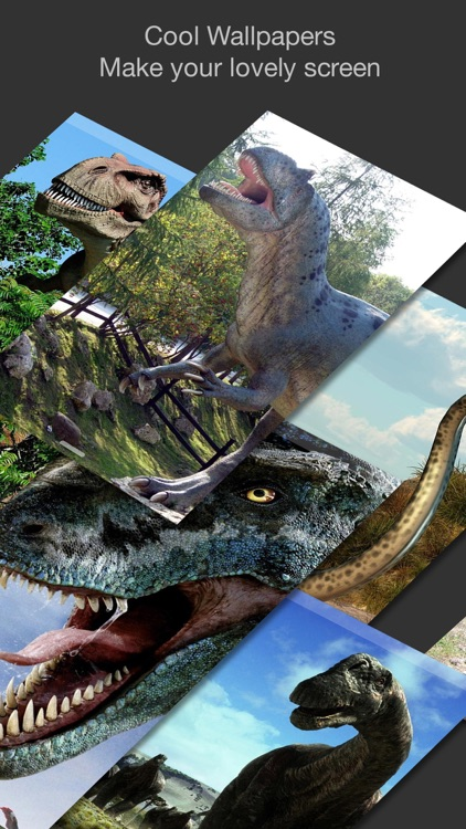Dinosaur Wallpapers Backgrounds Collections Themes screenshot-0
