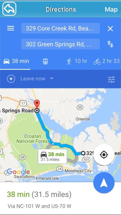 North Carolina State Marinas screenshot-4