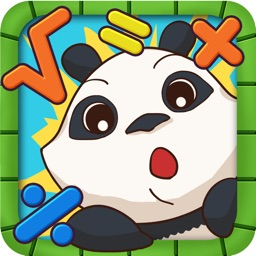 Math Run: Panda Chase