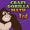 3rd Grade Gorilla Math School Games for Kids