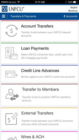 UNFCU Digital Banking on the App Store