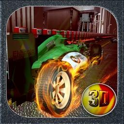 `GT Formula racing car 3D