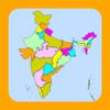 India States & Capitals. 4 Type of Quiz & Games!!!