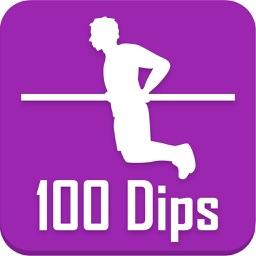 100 Dips. Be Stronger