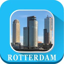 Rotterdam Netherlands - Offline Maps Navigator