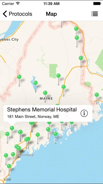 Maine EMS Protocol App screenshot-4