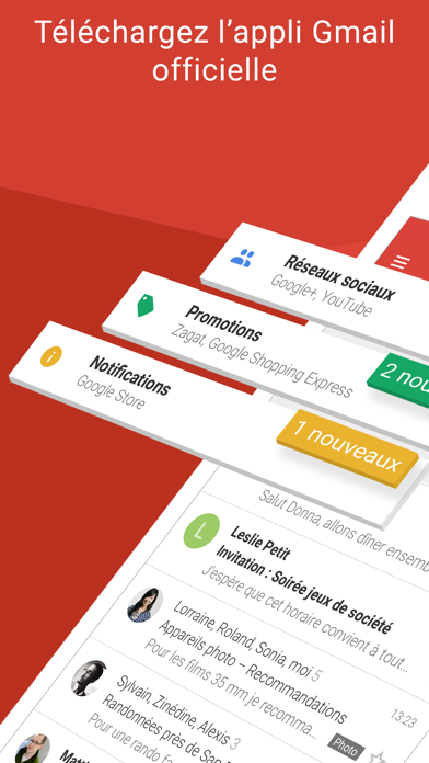 download Gmail – l'e-mail Google apps 0