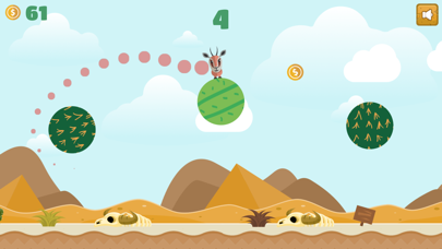 Jumping Desert Animal Challenge: Flipping for Fun!