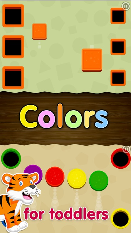 Shapes! Toddler Kids Games,Baby Boys Learning Free