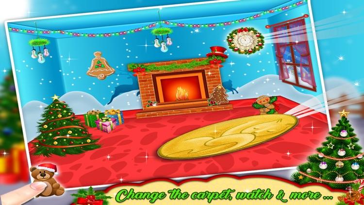 Christmas Room Decoration - Free kids game
