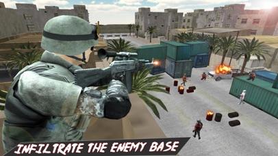 Modern Fatal Commando in Top Ambush 3d screenshot 4