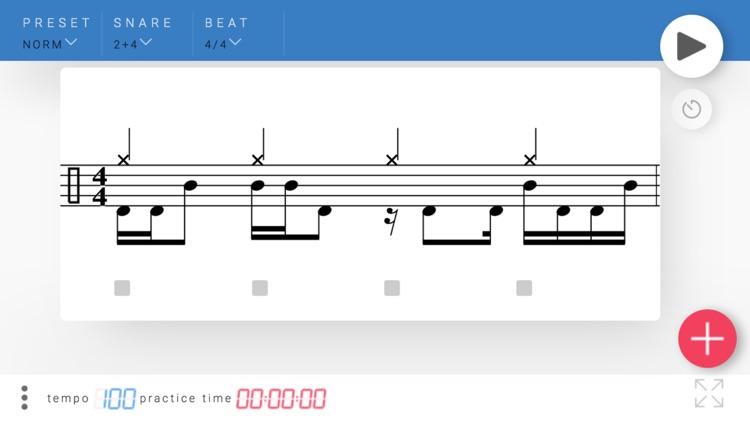 pttrN for drummers screenshot-3