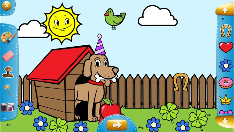 Joypa Colors - Interactive Coloring Game screenshot-0