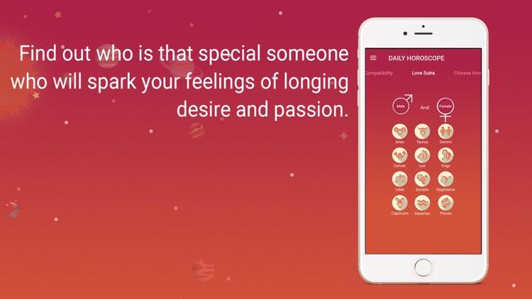 Daily Horoscope - Astrology for Zodiac Signs screenshot-3