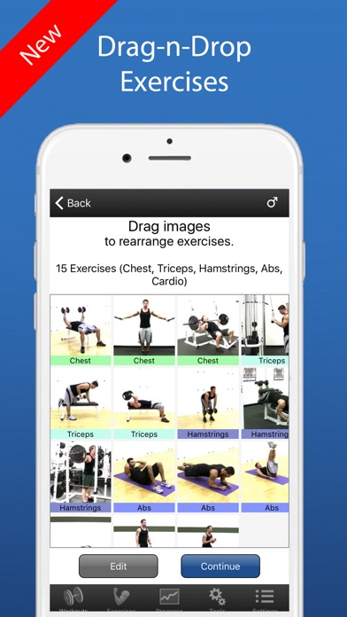 Ipersonaltrainer review screenshots