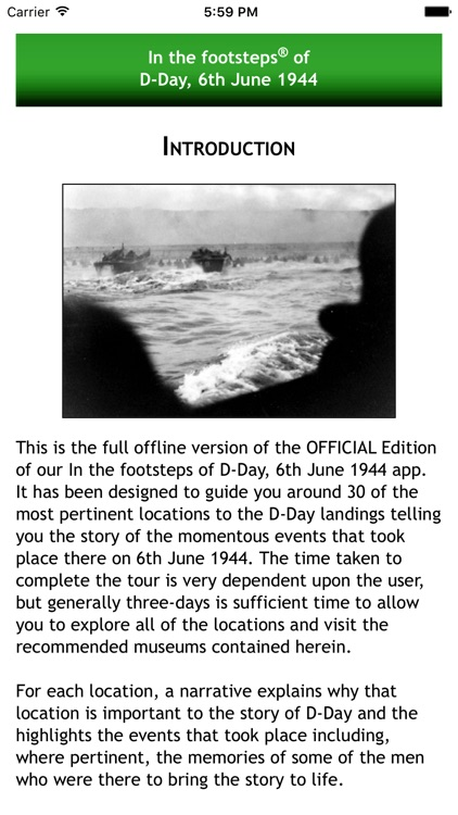 D-Day Explorer screenshot-1