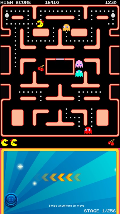 Ms. PAC-MAN Lite
