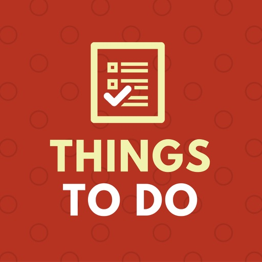 Things To Do App