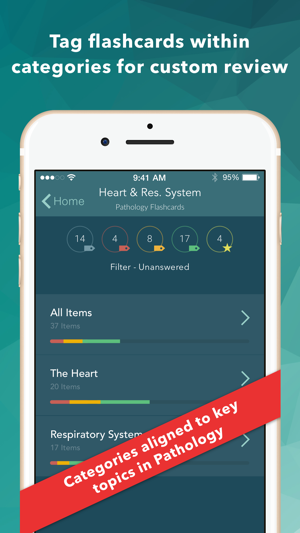 USMLE Pathology Flashcards on the App Store