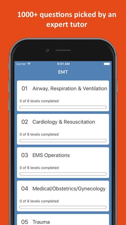 EMT Practice Test 2019