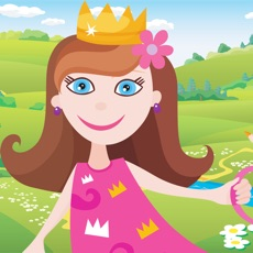 Activities of Princess puzzle for girls and toddlers