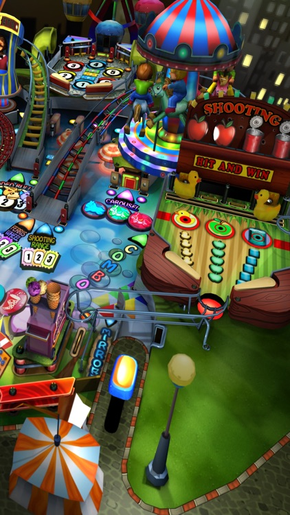 Dream Land Pinball: Amusement Park Carnival