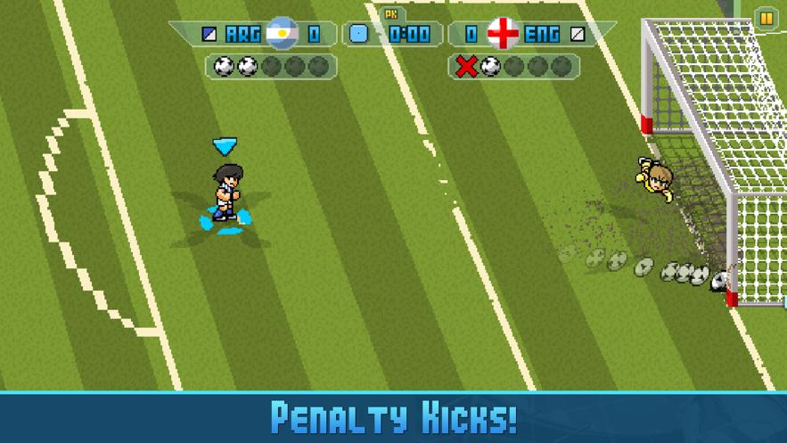 Pixel Cup Soccer 16-3
