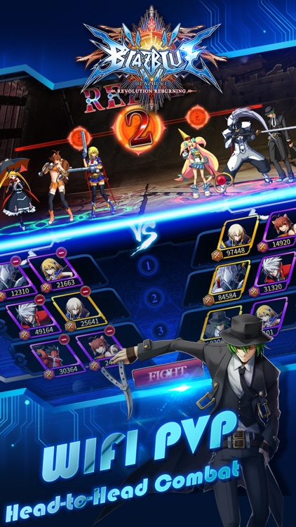 BlazBlue RR - the Real Action Game screenshot-3