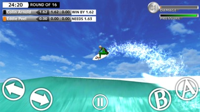 World Surf Tour - BCM Surfing Game Screenshot 4