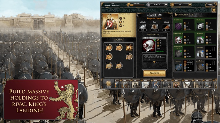 Game of Thrones Ascent screenshot-3