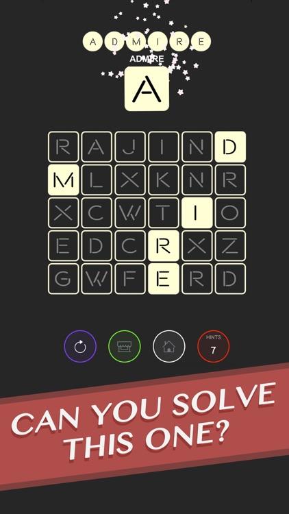 Word Chain - Word Search Brain Training Games Free