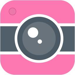 美颜照片相机-修图P图, 海报拼图和照片编辑软件