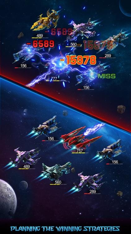 Star Fleet-Galaxy Warship screenshot-3