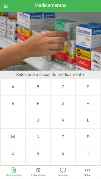 Medicamentos de A - Z screenshot-0