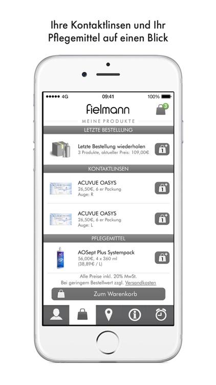 Billiger Preis schön billig Kaufen Sie Authentic Fielmann Kontaktlinsen by Fielmann