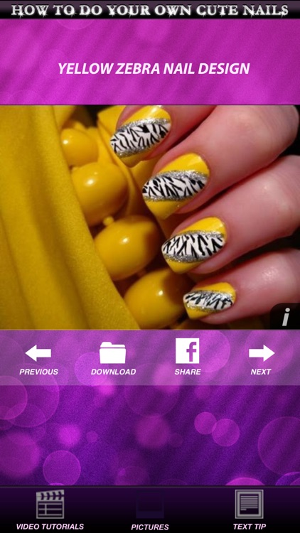 How to do your own Cute Nails 2017 - Free screenshot-3