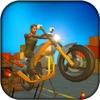 Xtreme Moto-r Bike 3D Stunts Sim-ulator 2017 - iPhoneアプリ
