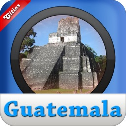 Guatemala Offline Map City Guide