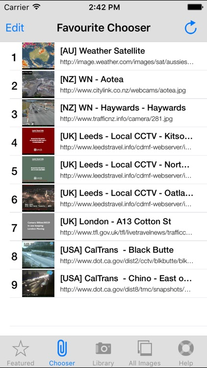 TrafficCamNZ Lite screenshot-2