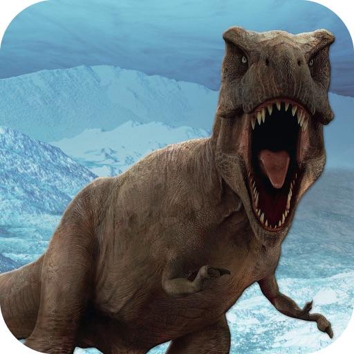 Выживание юрского периода: охота на ледниковый пер