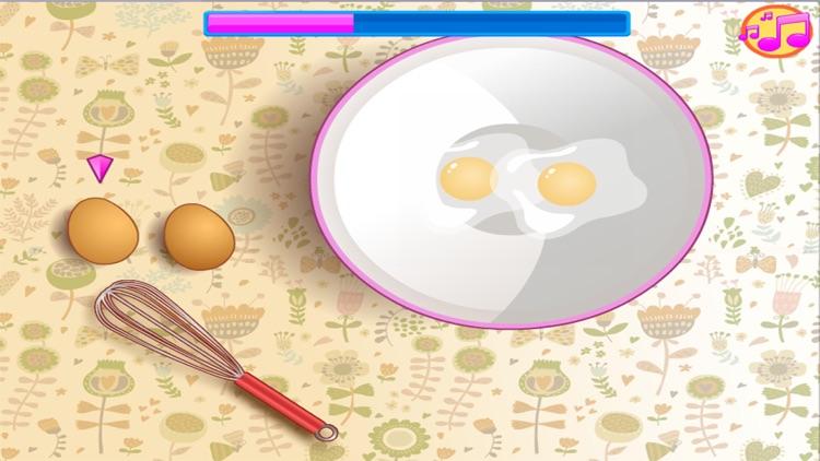 Wedding Chocolate Cake Maker Games for kids screenshot-4