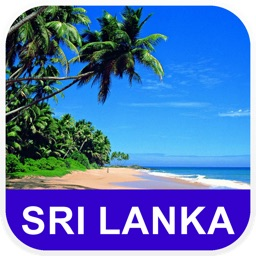 Sri Lanka Offline Map - PLACE STARS